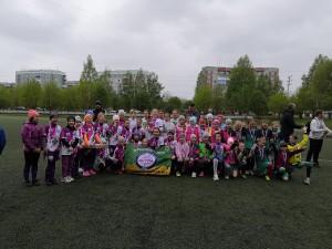 21-22.05.2021 г. Турнир по мини-футболу Олимпийский май