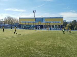 Первенство Кухбасса по футболу. г. Новокузнецк