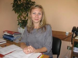 Чернакова Юлия Валерьевна специалист отдела кадров
