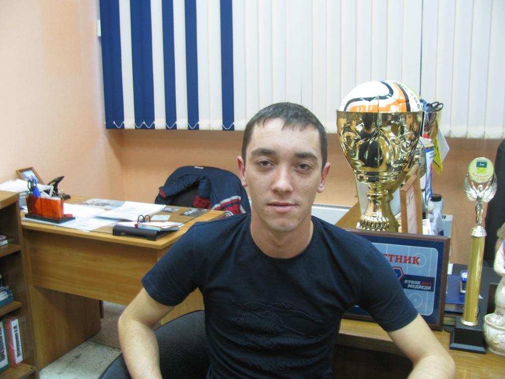 Юркин Максим Александрович тренер-преподаватель без категории