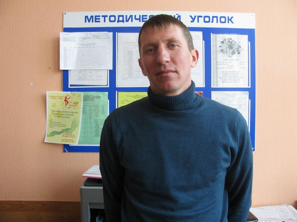 Якушин Сергей Анатольевич тренер-преподаватель соответствует занимаемой должности