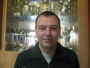Кривущенко Андрей Михайлович тренер-преподаватель высшей категории