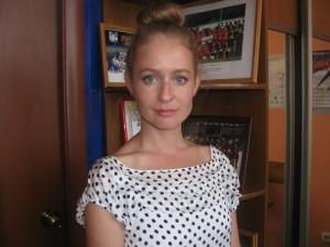 Тимофеева Екатерина Владимировна хореограф