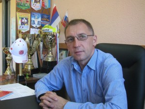 Директор школы: Приходько Владимир Алексеевич