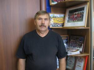 Ленченков Виктор Алексеевич тренер-преподаватель высшей категории