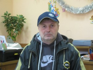 Яловой Вячеслав Викторович тренер-преподаватель высшей категории